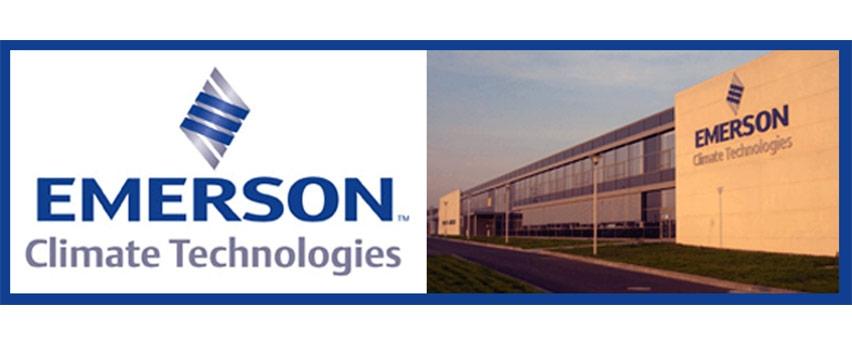Emerson Climate Technologies Announces Sustainable