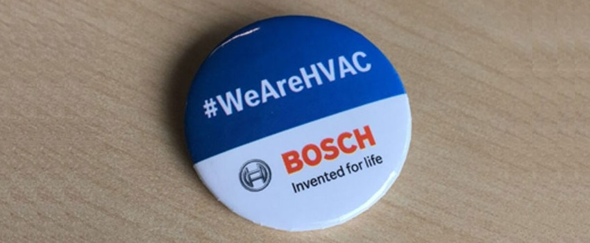 Bosch Thermotechnology Inspires Celebration of HVAC Industry Pride with Social Media Contest