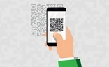 Pirate-busting QR code on Bitzer spares