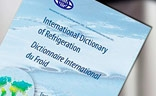 The International Dictionary of Refrigeration is now online