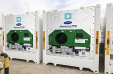 Maersk begins testing CO2-cooled shipping containers