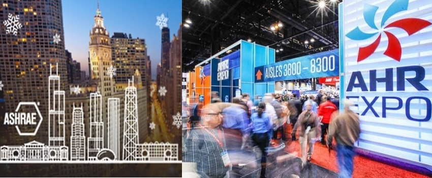 Chicago a hit for ASHRAE and AHR Expo